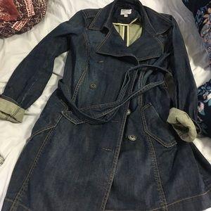 Esprit Denim trench coat